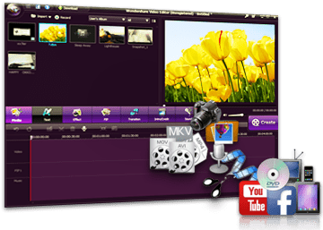 Editor de Video de Apowersoft